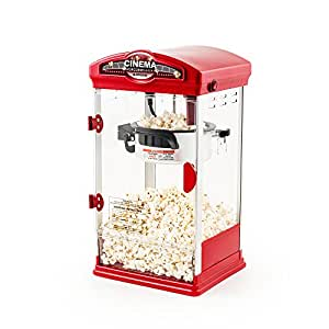 retro kino popcorn maker 4oz popcorn maschine vde stecker k che haushalt. Black Bedroom Furniture Sets. Home Design Ideas