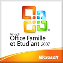 Microsoft oem Office Home and Student 2007