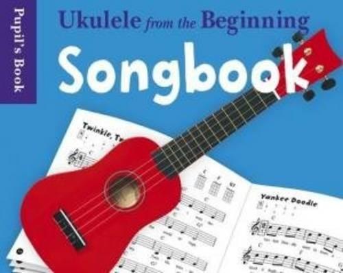 Ukulele From The Beginning Cover Image