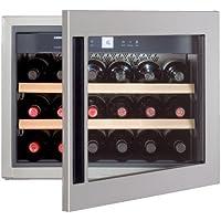 Liebher - Vinoteca Liebherr Wkees553, 48L, 45X56X55Cm, Inox, Frio Ventilado