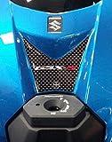 ADESIVO 3D PROTEZIONE INCAVO CHIAVE ACCENSIONE compatibile per MOTO SUZIKI GSX-S