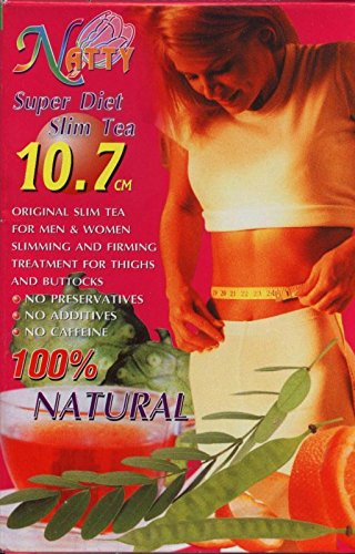 Natty Super Diet Slim Tea 30 Bags,