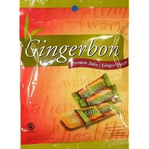 Gingerbon – Ingwerbonbons – 20er Pack (20 x 125g) – 1 Karton