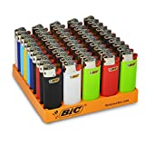 Bic Mini Briquets jetables assortis Lot de 50