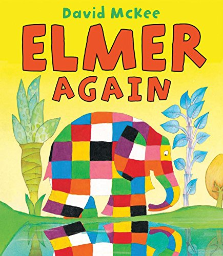 Elmer Again (Elmer Picture Books) por David McKee