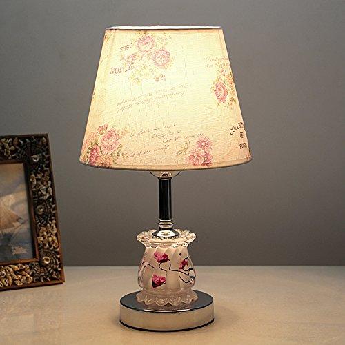 XHOPOS HOME Lámpara de mesa lámpara de escritorio moderna Simple decorar la...
