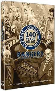 Glasgow Rangers A Celebration Of 140 Years [DVD]