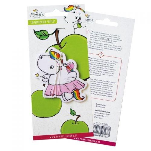 Pummel & Friends - Lufterfrischer (Apple) - Pummelfee