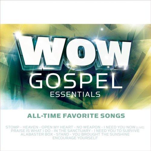 Wow Gospel Essentials All-Time
