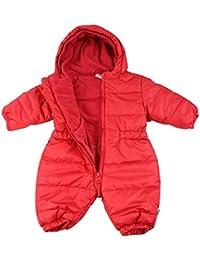 Jacky niña buzo de bebé, Outdoor, rosa,382484