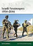 #6: Israeli Paratroopers 1954–2016 (Elite Book 224)