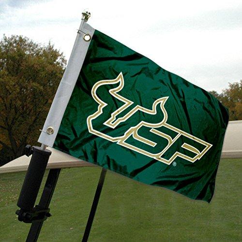 USF Bulls Golf Cart und Boot Flagge Usf Bulls