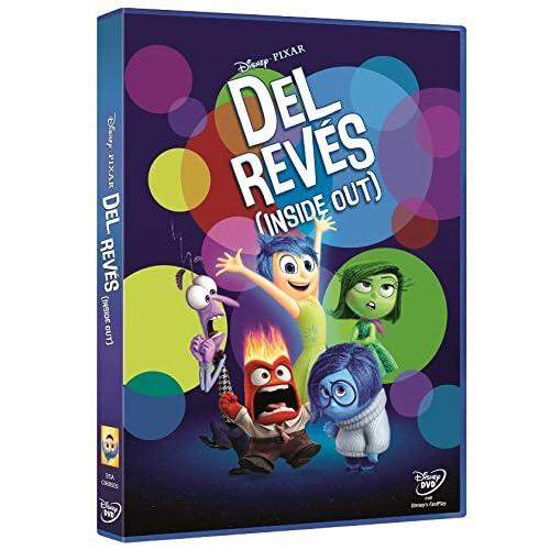 Del Revés (Inside Out) [DVD] 3