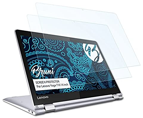 Bruni Lenovo Yoga 710 (14 inch) Folie - 2 x
