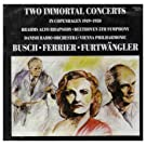 Two Immortal Concerts-Copenhagen 1949-50