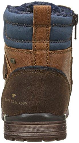 Tom Tailor 1671104, Bottes Classiques Garçon Marron (Camel)