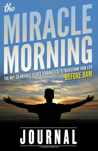 The Miracle Morning Journal