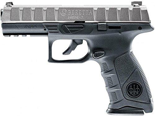 Pistola semiautomatica perdigón Beretta APX. Calibre 4,5mm. 3,3 Julios. Co2.