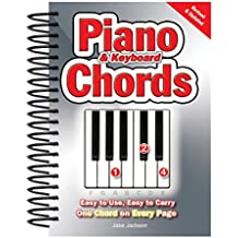 Piano & Keyboard Chords (Easy-to-Use)