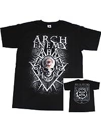 Arch Enemy, T-Shirt, Skull