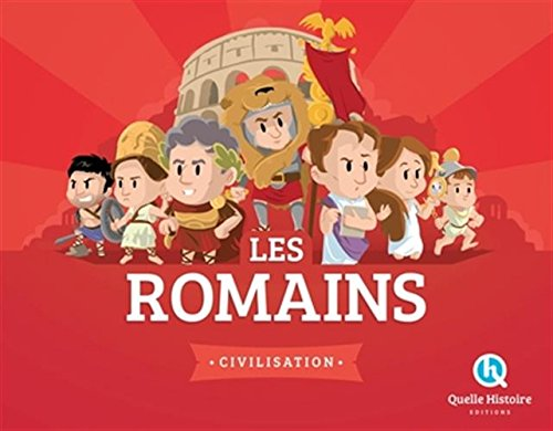 Les Romains par Patricia Crété