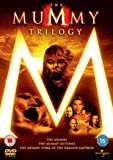 The Mummy - Ultimate Luxury Collection [6 DVDs] [UK Import]