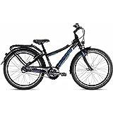Puky Crusader 24-3 Alu City Light Kinder Fahrrad schwarz