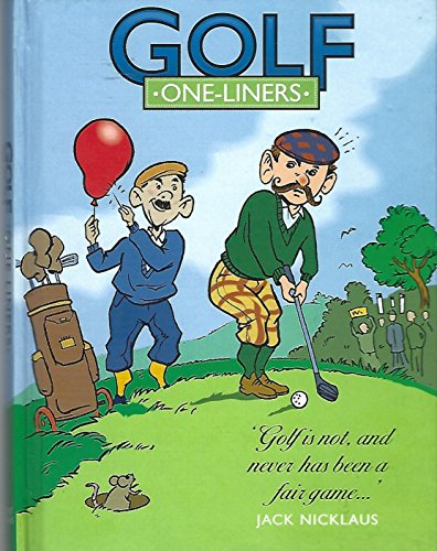 Golf One-Liners