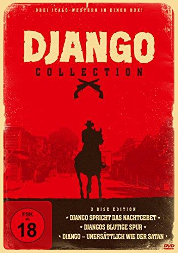 Django Collection [3 DVDs]