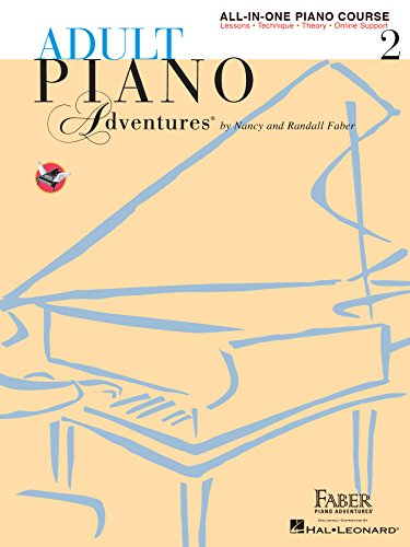 Adult Piano Adventures All-in-One Lesson Book 2: Book/Online Audio (English Edition)