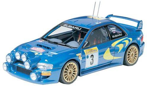 The Hobby Company Tamiya 1:24 Subaru Impreza WRC '98 Monte Carlo (englische Version)