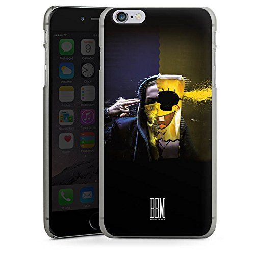 Apple iPhone 7 Tasche Hülle Flip Case Spongebozz Fanartikel Merchandise Sun Diego Hard Case anthrazit-klar
