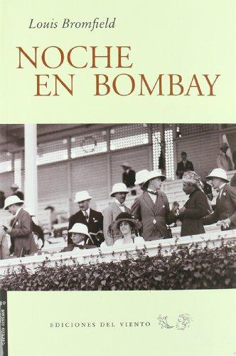 Noche en Bombay Cover Image