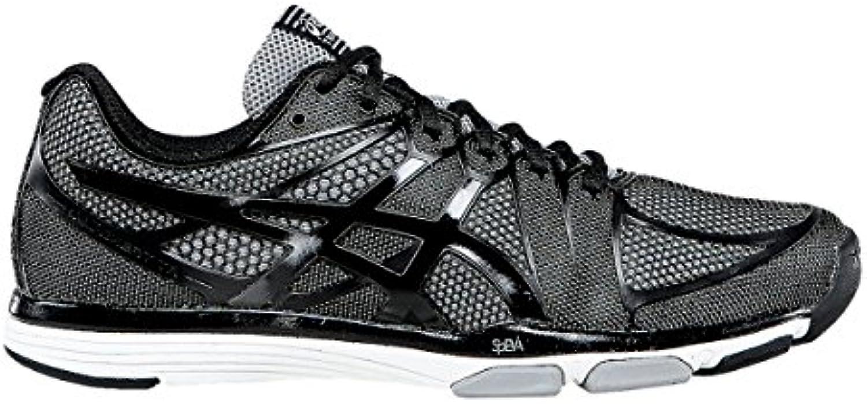 Schuhe Gel Exert Tr Black/Onyx/Lightning  Billig und erschwinglich Im Verkauf