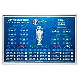 UEFA EURO 2016 Magnettabelle Magnettafel Riesenmagnettabelle der Europameisterschaft in Frankreich -