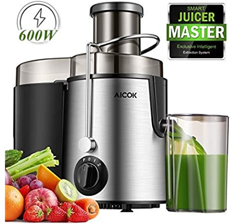 Tesco Whole Fruit Juicer, FJ15 White: Amazon.co.uk