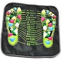 HEALIFTY Bein Schmerzmittel Reflexzonenmassage Fuß Fuß Stein Fuß Bein Schmerzlinderung Weg Massagegerät Matte... preisvergleich bei billige-tabletten.eu