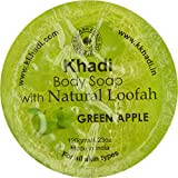 Khadi Body Soap with Natural Loofah Gree...