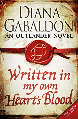 Written in My Own Hearts Blood: Outlander Novel 8 (English ...
