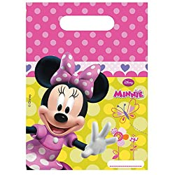 Amscan Minnie Bow-tique Bags Party Accessory
