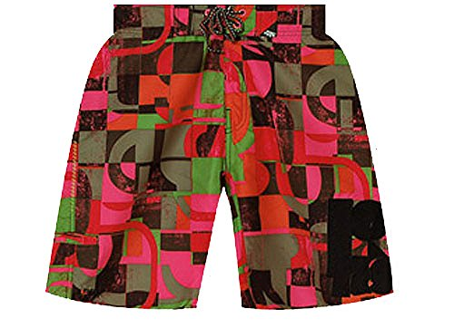 PROTEST Boardshort Rot