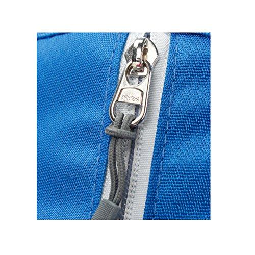 BROADCOM Sport- und Wanderrucksack für perfekte Luftzirkulation und Entlastung des Rückens, als Hydration Pack, zum Laufen, Wandern, Bergsteigen, Radfahren sowie vielen anderen Outdoor-Sportarten und  Grün