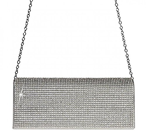 paracity-women-ladies-evening-clutch-wedding-purse-handbag-for-party-prom-rectangle-silver