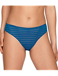 TWIST - Slip brésilien Only You BLEU