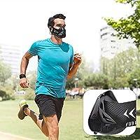 Preisvergleich für FDBRO Sportmaske - Workout-Trainingsmaske - High-Altitude-Endurance-Maske erhöht die Kraft, Laufwiderstand Atemmaske mit Tragetasche
