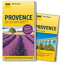 ADAC Reiseführer plus Provence: mit Maxi-Faltkarte zum Herausnehmen