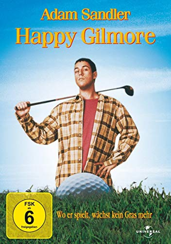 Happy Gilmore Adams Spiegel