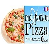MA POTION - E-Liquide Saveur Pizza, Eliquide Français Ma Potion, recharge liquide pour cigarette électronique. Sans nicotine ni tabac
