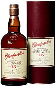 Glenfarclas 15 Years Old Single Malt Scotch Whisky, 70 cl