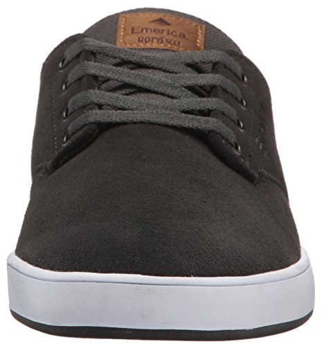 Emerica The Romero Laced, Herren Skateboardschuhe Dark Grey
